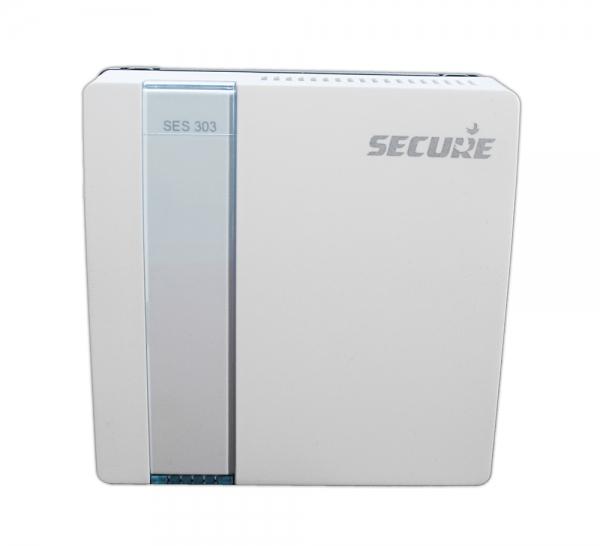Secure Innenraum-Sensor für Temperatur und Luftfeuchtigkeit
