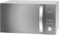 Proficook PC-MWG 1176 H silber
